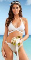 Kostium kąpielowy na wesele na plaży
