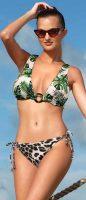 Damski dwuczęściowy kostium kąpielowy Dorina Koani