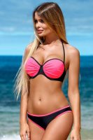 Damskie wzmocnione bikini z odpinanymi ramiączkami