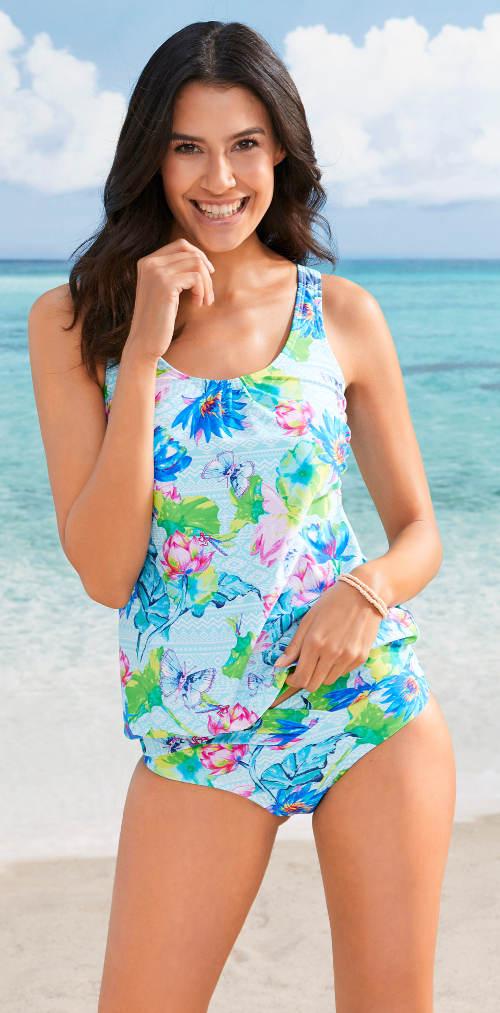 Strój kąpielowy ciążowy Tankini Top
